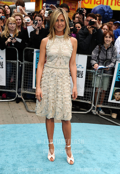 Jennifer Aniston arriving for the UK premiere of 'Horrible Bosses' at the BFI Southbank, London. 20/07/2011 Picture by: Steve Vas / Featureflash