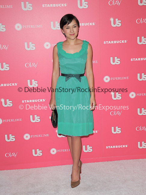 Zelda Williams at US Weekly Hot Hollywood Style Issue Party held at Eden in Hollywood, California on April 26,2011                                                                               © 2010 Hollywood Press Agency