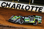 Nov 04, 2009; 7:20:05 PM; Concord, NC, USA; The Topless Showdown presented by Hungry-Man features the cars and stars of the World of Outlaws Late Model Series competing at The Dirt Track @ Lowe's Motor Speedway.  Mandatory Credit: (thesportswire.net)