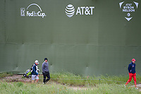 Tony Romo (a) (USA) makes his way down 12 during round 2 of the AT&T Byron Nelson, Trinity Forest Golf Club, Dallas, Texas, USA. 5/10/2019.<br /> Picture: Golffile | Ken Murray<br /> <br /> <br /> All photo usage must carry mandatory copyright credit (© Golffile | Ken Murray)