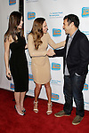 LOS ANGELES - DEC 4: Hailee Steinfeld, Hilary Swank,Fred Savage at The Actors Fund's Looking Ahead Awards at the Taglyan Complex on December 4, 2014 in Los Angeles, California