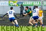 Brian Ó Beaglaíoch  Kerry in action against  Monaghan during the Allianz Football League Division 1 Round 5 match between Kerry and Monaghan at Fitzgerald Stadium in Killarney, on Sunday.