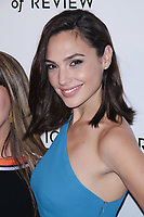 NEW YORK, NY - JANUARY 9: Gal Gadot at The National Board of Review Annual Awards Gala at Cipriani 42nd Street on January 9, 2017 in New York City. <br /> CAP/MPI99<br /> &copy;MPI99/Capital Pictures