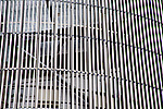 Detail of the O2 Arena building, North Greenwich...(c) Malcolm McCurrach   New Wave Images UK