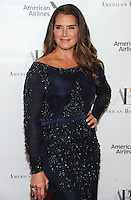 NEW YORK, NY - OCTOBER 20: Brooke Shields attends the American Ballet Theater 2016 Fall Gala on October 20, 2016 at David H. Koch Theater at Lincoln Center in New York City. Photo by John Palmer/MediaPunch