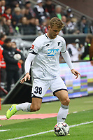 Stefan Posch (TSG 1899 Hoffenheim) - 02.03.2019: Eintracht Frankfurt vs. TSG 1899 Hoffenheim, Commerzbank Arena, 24. Spieltag Bundesliga, DISCLAIMER: DFL regulations prohibit any use of photographs as image sequences and/or quasi-video.