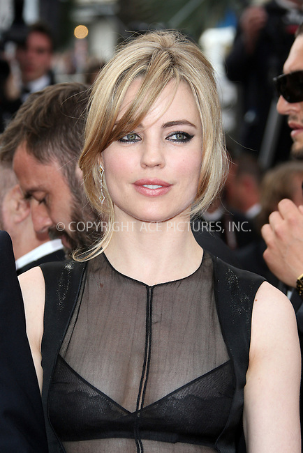 WWW.ACEPIXS.COM . . . . .  ..... . . . . US SALES ONLY . . . . .....May 17 2012, Cannes....Melissa George at the premiere of 'Rust and Bones' during the Cannes Film Festival on May 17 2012 in Cannes, France ....Please byline: FAMOUS-ACE PICTURES... . . . .  ....Ace Pictures, Inc:  ..Tel: (212) 243-8787..e-mail: info@acepixs.com..web: http://www.acepixs.com