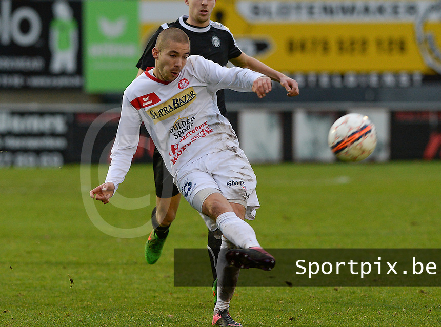 FC Gullegem : Erwin Seignez<br /> Foto VDB / Bart Vandenbroucke