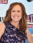 WESTWOOD, CA - JUNE 30: Molly Shannon attends the Columbia Pictures and Sony Pictures Animation's world premiere of 'Hotel Transylvania 3: Summer Vacation' at Regency Village Theatre on June 30, 2018 in Westwood, California.