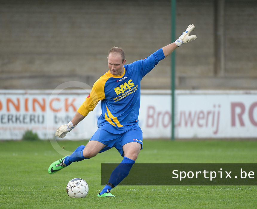 Zwevegem Sport : Niels De Meulemeester<br /> foto VDB / BART VANDENBROUCKE