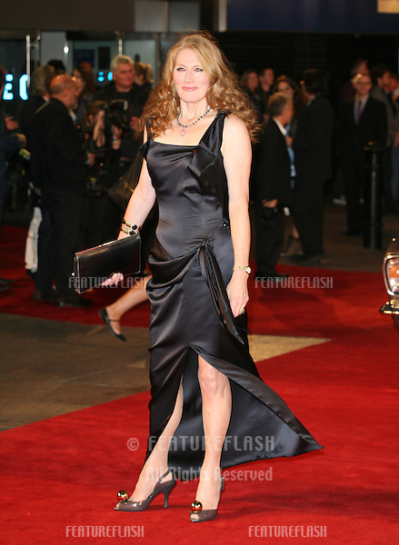 Geraldine James  arriving for the film premiere of 'Made In Dagenham' at Odeon Leicester Square, London. 20/09/2010  Picture by: Alexandra Glen / Featureflash