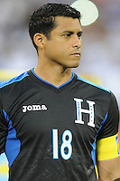 Washington, D.C.- May 29, 2014. Honduras goalkeeper Noel Valladares.  Turkey defeated Honduras 2-0 during an international friendly game at RFK Stadium.