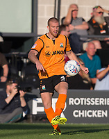 Charlie Clough of Barnet during the 2017/18 Pre Season Friendly match between Barnet and Swansea City at The Hive, London, England on 12 July 2017. Photo by Andy Rowland.