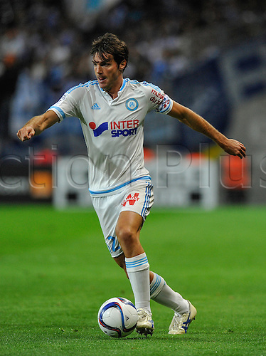 23.09.2015. Toulouse, France. French League 1 football. Toulouse versus Marseille.  Paolo DE CEGLIE (om)