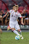 Bayern Munich Midfielder Niklas Dorsch in action during the International Champions Cup match between FC Bayern and FC Internazionale at National Stadium on July 27, 2017 in Singapore. Photo by Marcio Rodrigo Machado / Power Sport Images