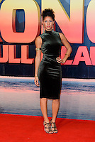 www.acepixs.com<br /> <br /> February 28 2017, London<br /> <br /> Vick Hope arriving at the European premiere Of 'Kong: Skull Island' on February 28, 2017 in London<br /> <br /> By Line: Famous/ACE Pictures<br /> <br /> <br /> ACE Pictures Inc<br /> Tel: 6467670430<br /> Email: info@acepixs.com<br /> www.acepixs.com