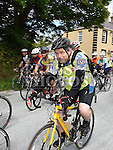 Adrian Crawley who took part in the annual Dromin charity cycle. Photo:Colin Bell/pressphotos.ie