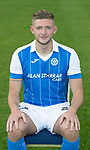 St Johnstone FC Season 2017-18 Photocall<br />Liam Gordon<br />Picture by Graeme Hart.<br />Copyright Perthshire Picture Agency<br />Tel: 01738 623350  Mobile: 07990 594431