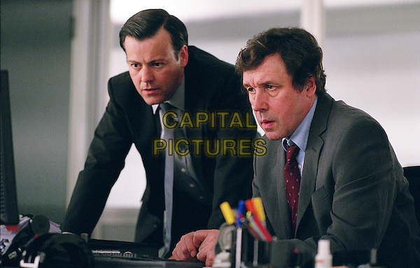 RUPERT GRAVES & STEPHEN REA.in V for Vendetta.*Editorial Use Only*.www.capitalpictures.com.sales@capitalpictures.com.Supplied by Capital Pictures.