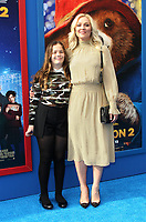 "6 January 2018 - Los Angeles, California - Elisabeth Rohm with daughter Easton August Anthony Wooster. ""Paddington 2"" L.A. Premiere held at the Regency Village Theatre. Photo Credit: AdMedia"