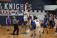Boys JV Basketball 12/17/19