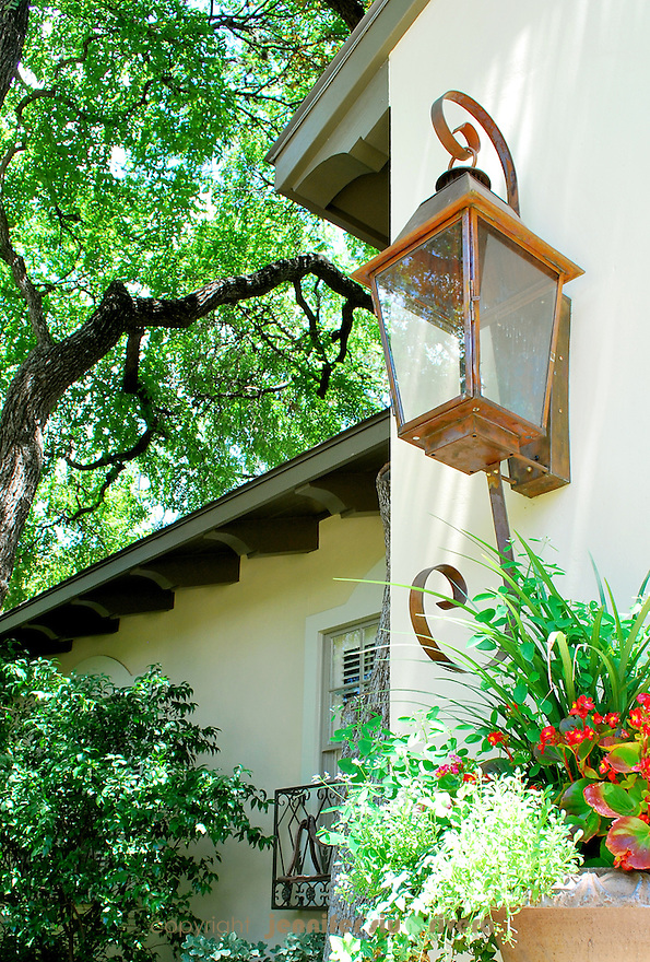 Alamo Heights residential exterior