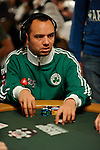 Pokerstars sponsored player Julien Brecard