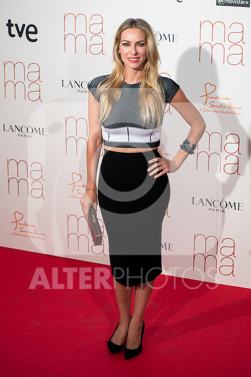 Kira Miro attends to the premiere of &quot;Ma Ma&quot; at Capitol Cinemas in Madrid, Spain. September 09, 2015. <br /> (ALTERPHOTOS/BorjaB.Hojas)