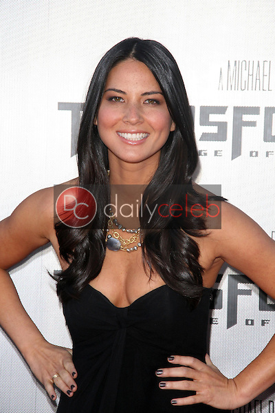 Olivia Munn<br />at the Los Angeles Premiere of 'Transformers Revenge of the Fallen'. Mann Village Theatre, Westwood, CA. 06-22-09<br />Dave Edwards/DailyCeleb.com 818-249-4998