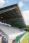 AMSTELVEEN - Hoofdtribune Wagener Stadion in aanbouw. COPYRIGHT KOEN SUYK