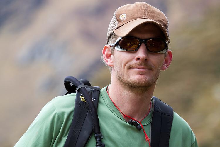 Matt Nyman. Photo by Didrik Johnck.