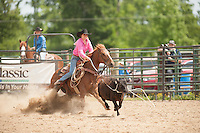 VHSRA - New Kent, VA - 5.18.2014 - Breakaway Roping