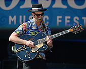 FORT LAUDERDALE FL - APRIL 07: Garrett Dutton of G. Love & Special Sauce performs during the Tortuga Music Festival held at Fort Lauderdale Beach on April 07, 2017 in Fort Lauderdale, Florida. : Credit Larry Marano © 2017