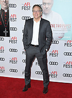 "18 November 2019 - Hollywood, California - Fernando Meirelles. 2019 AFI Fest's "" The Two Popes"" Los Angeles Premiere held at TCL Chinese Theatre. Photo Credit: Birdie Thompson/AdMedia"