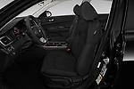 Front seat view of 2020 KIA Optima LX 4 Door Sedan Front Seat  car photos