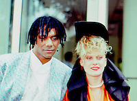 Thompson Twins by Jonathan Green