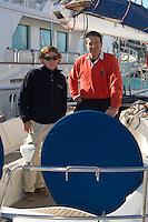 Baraka Mar .XXIII Edición de la Regata de Invierno 200 millas a 2 - 6 al 8 de Marzo de 2009, Club Náutico de Altea, Altea, Alicante, España