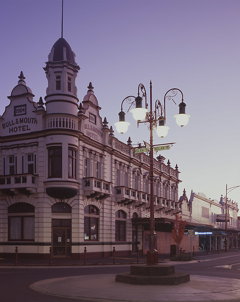 Maryborough Bull & Mouth Hotel