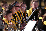 The Learning Bridge Charter School band, of Ely, performs for several hundred people at the &quot;Nevada Supports School Choice&quot; rally to raise awareness of educational choices on the Capitol grounds in Carson City, Nev., on Wednesday, Jan. 28, 2015. <br /> Photo by Cathleen Allison
