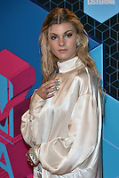 Emma Bale<br /> 2016 MTV EMAs in Ahoy Arena, Rotterdam, The Netherlands on November 06, 2016.<br /> CAP/PL<br /> &copy;Phil Loftus/Capital Pictures /MediaPunch ***NORTH AND SOUTH AMERICAS ONLY***