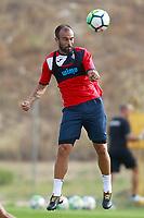 Getafe CF's Francisco Molinero during training session. August 1,2017.(ALTERPHOTOS/Acero) /NortePhoto.com