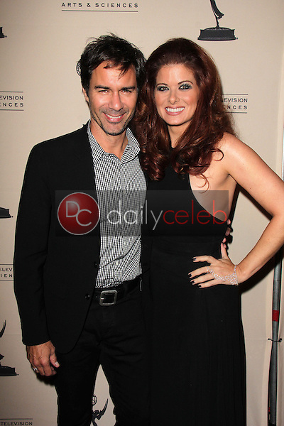 Eric McCormack, Debra Messing<br />