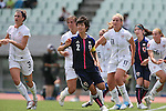 Shiori Kinoshita (JPN), .JUNE 17, 2012 - Football / Soccer : .Women's International Friendly match between U-20 Japan 1-0 U-20 United States .at Nagai Stadium, Osaka, Japan. (Photo by Akihiro Sugimoto/AFLO SPORT) [1080]