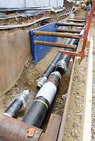 UConn Steam and Condensate Line and Vault Replacement Project. Task No. 02 - Progress Documentation 12 July 2017. Number 24 of 38 Images