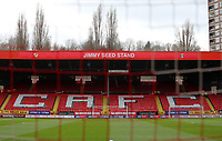 General view of the Valley during Charlton Athletic vs Middlesbrough, Sky Bet EFL Championship Football at The Valley on 7th March 2020