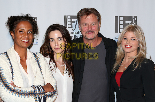 Hollywood, CA - November 06 Robbi Chong, Lisa Sheridan, Greg Evigan, Donna D'Errico Attending The International Family Film Festival in Hollywood Screening of &quot;Only God Can&quot; At Pickford Theater at Raleigh Studios On November 06, 2015. <br /> CAP/MPI/FS<br /> &copy;FS/MPI/Capital Pictures