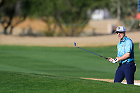 Austin Cook (USA) during the 1st round of the Waste Management Phoenix Open, TPC Scottsdale, Scottsdale, Arisona, USA. 31/01/2019.<br /> Picture Fran Caffrey / Golffile.ie<br /> <br /> All photo usage must carry mandatory copyright credit (© Golffile | Fran Caffrey)