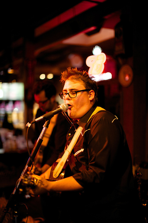 Sean Burns @ Palomino  Sean Burns @ Palomino