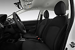 Front seat view of 2018 Mitsubishi Mirage-G4 SE-CVT 4 Door Sedan Front Seat  car photos