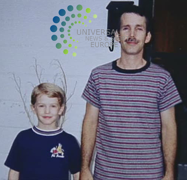 """FREED murderers speak for first time.Collect of Alex and his father :..Alex and Derek King, were 12 and 13 respectively, when on Nov, 2001 they killed their father in his Cantonment, Florida, home with a baseball bat and then set the house afire to conceal evidence. The whole nation was shockedwhen it was revealed that the kids' neighbour Rick Chavis had convinced them to commit the murder of their father so that he could continue a sexual relationship with the younger brother. Although the boys were charged with first-degree murder, the jury was allowed by law to find them guilty of a lesser charge. Now freed they spoke for the first time publicy today on NBC Today,  They said their new family and friends have faith in them. Alex said: """"I can't let them down."""" They are now at college. Alex loves maths and Derek English.  They said they were speaking out today because the public """"deserved more"""". """"All their fath, hope and goodwill were not wasted on us,"""" said Alex. Derek added: """"We talk about college now, where we plan to go with our lives."""" Alex added: """"We all make mistakes. We should not be judged on one spot from our lives. We have to move on past it. We want to show we can become productive citizens."""".(Universal News does not claim any Copyright or License in the attached material. Any downloading fee charged by Universal News and Sport is for Universal News services only. We are advised that videograbs should not be used more than 48 hours after the time of original transmission, without the consent of the copyright holder). Picture: Universal News And Sport (Scotland) 8 September 2009"""
